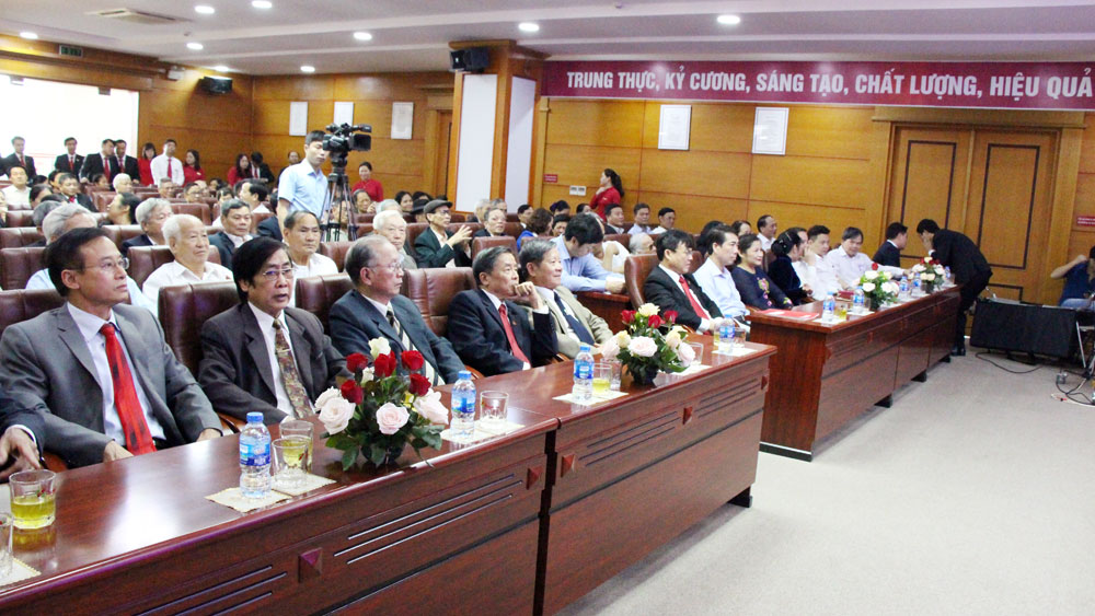 Agribank Chi nhánh tỉnh Bắc Giang kỷ niệm 30 năm Ngày thành lập